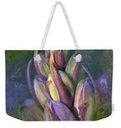 Itty Bitty Baby Bluebells Weekender Tote Bag