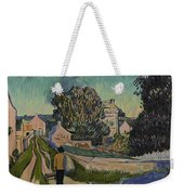 I've Decided To Retrace The Path That Vincent Took With His Easel That Day Weekender Tote Bag