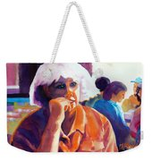 I've Got A Secret Weekender Tote Bag