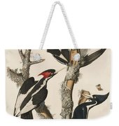 Ivory-billed Woodpecker Weekender Tote Bag