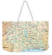 Ivory Coast Weekender Tote Bag
