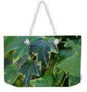 Ivy Greens Weekender Tote Bag