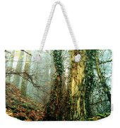 Ivy In The Woods Weekender Tote Bag