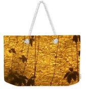 Ivy Shadows Weekender Tote Bag