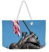 Iwo Jima 1945 - War Memorial, Cape Coral, Florida Weekender Tote Bag