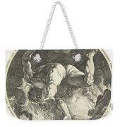 Ixion Weekender Tote Bag