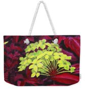 Ixora - Jungle Flame Weekender Tote Bag