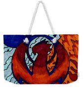 Izzet Experience Or Mana Counter Weekender Tote Bag