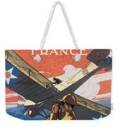 Join The Air Service Weekender Tote Bag