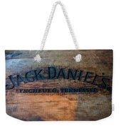 Jack Daniels Oak Barrel Weekender Tote Bag