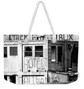 Jack -in-the-box Wanabee Weekender Tote Bag