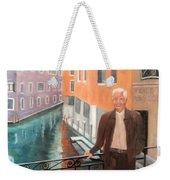Jack In Venice Weekender Tote Bag