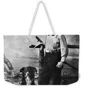 Jack London (1876-1916) Weekender Tote Bag by Granger