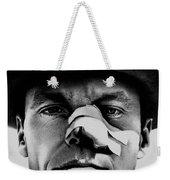 Jack Nicholson In Chinatown Weekender Tote Bag
