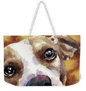 Jack Russel Terrier Weekender Tote Bag