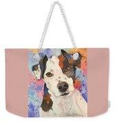 Jack Russell Terrier Weekender Tote Bag