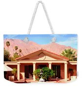 Jack Warner Estate Weekender Tote Bag