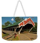 Jackson Bridge Weekender Tote Bag