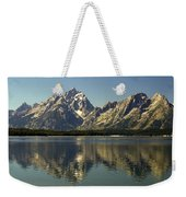 Jackson Lake 2 Weekender Tote Bag