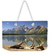 Jackson Lake 3 Weekender Tote Bag