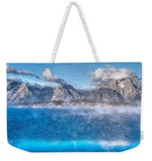 Jackson Lake - Teton National Park Weekender Tote Bag