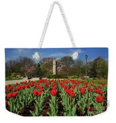 Jackson Park Spring Tulips 2 Weekender Tote Bag