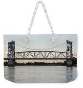 Jackson Street Bridge Weekender Tote Bag