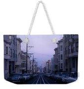 Jackson Street San Francisco Weekender Tote Bag