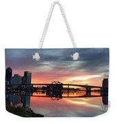 Jacksonville Sunrise Weekender Tote Bag