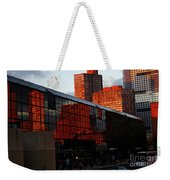 Jacob Javits Reflections Weekender Tote Bag