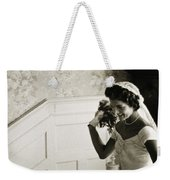 Jacqueline Kennedy Weekender Tote Bag by Granger