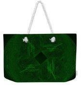 Jade Weekender Tote Bag