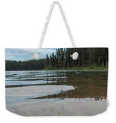 Jade Lake Weekender Tote Bag