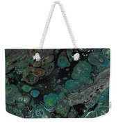 Jaded Weekender Tote Bag