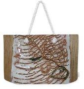 Jades Night Out - Tile Weekender Tote Bag
