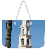 Jaffa, St Peter Church And Monastery Weekender Tote Bag