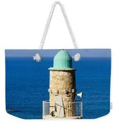 Jaffa, The Turret Of The El Baher Mosque Weekender Tote Bag