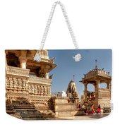 Jagdish Hindu Temple, Udaipur Weekender Tote Bag