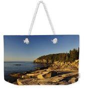 Jagged Coast Of Maine Weekender Tote Bag