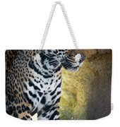 Jaguar At Rest Weekender Tote Bag
