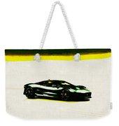 Jaguar C-x75 Weekender Tote Bag