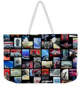 Jaguar Car Art -01 Weekender Tote Bag