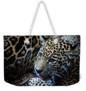 Jaguar Cub Weekender Tote Bag