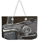 Jaguar E Type Weekender Tote Bag