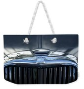Jaguar Hood Ornament Weekender Tote Bag