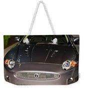 Jaguar Xk No 1 Weekender Tote Bag