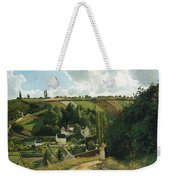 Jalais Hill At Pontoise Weekender Tote Bag