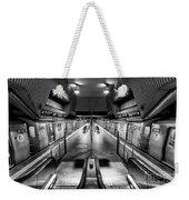 Jamaica Center Subway Station, Queens New York Weekender Tote Bag