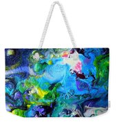 Jamaica Nights Weekender Tote Bag
