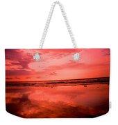 Jamaica Sunset Weekender Tote Bag